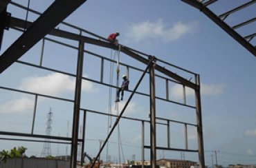 Construction and installation of steel structures