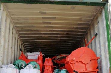 Marine parts supply