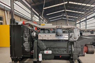 Diesel engine-6126ZLG